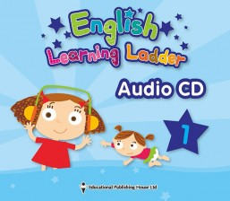 English Learning Ladder – Audio CD